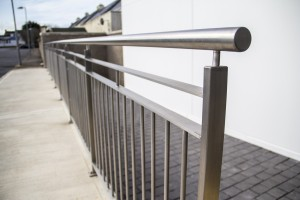 Aldi Powder Coated Fencing